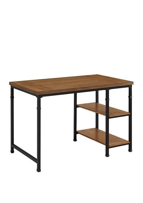 Linon Home Décor Products Fallin Two Shelf Desk