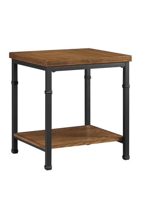 Linon Home Décor Products Fallin End Table