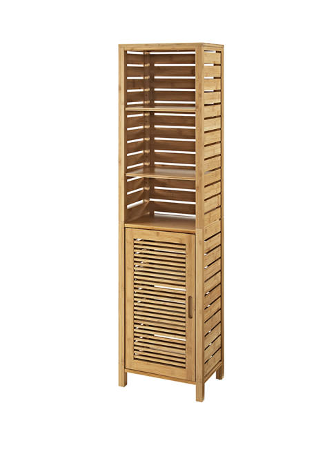 Linon Home Décor Products Raleigh Tall Cabinet