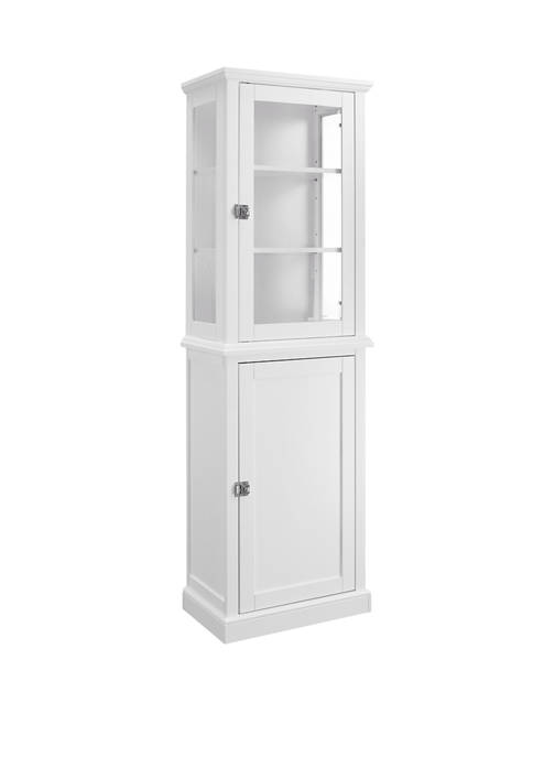 Linon Home Décor Products Collier Tall Cabinet