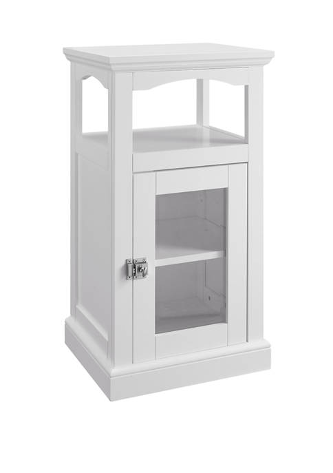 Linon Home Décor Products Collier Demi Cabinet