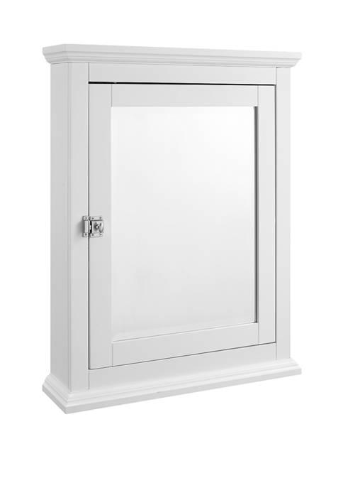 Linon Home Décor Products Collier Medicine Cabinet