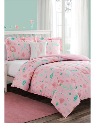 Sea Princess Comforter Set