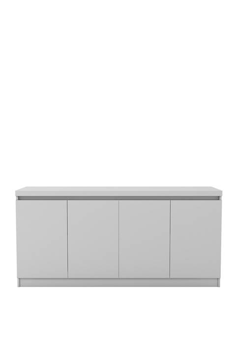 Manhattan Comfort 62.99 Inch Viennese Buffet Cabinet
