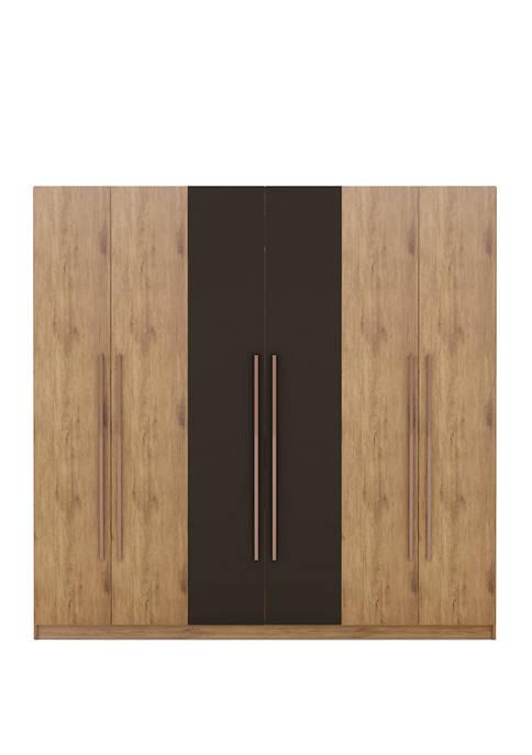 Gramercy Wardrobe Armoire Closet