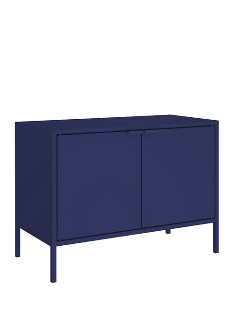 Smart Low 27.55 Inch Wide TV Stand Cabinet