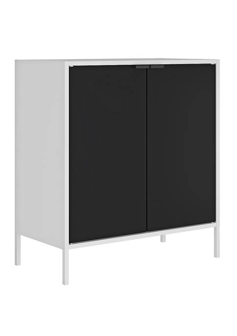 Smart Double Wide 29.92 Inch High Cabinet