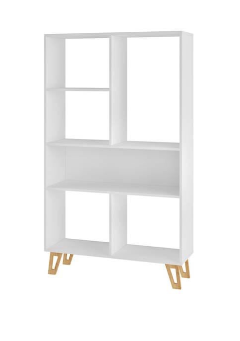 Manhattan Comfort Doris Bookcase