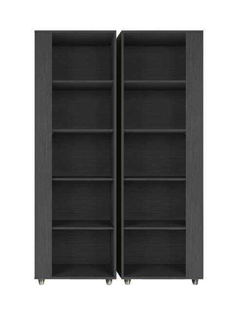 Cypress Bookcase