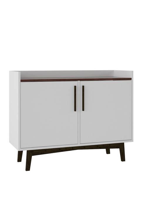 Manhattan Comfort 35.43 Inch Brookdale Sideboard