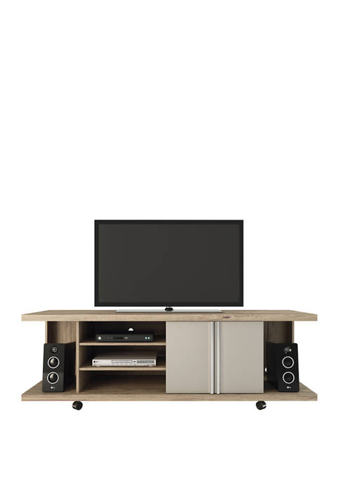 Natural Carnegie TV Stand