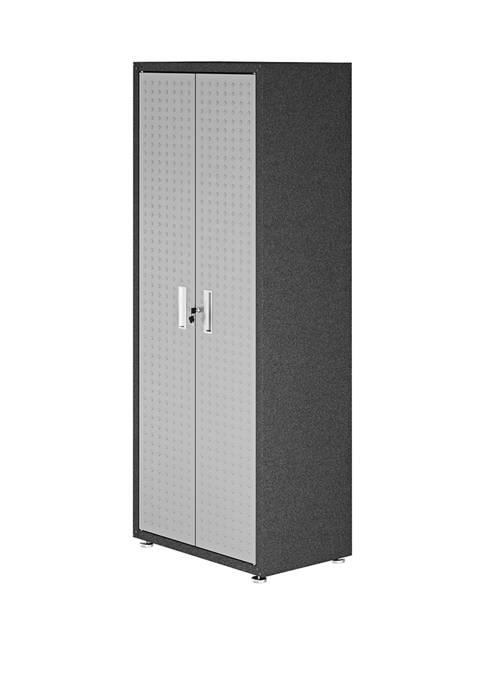 Manhattan Comfort Fortress 75.4 Inch Garage Cabinet