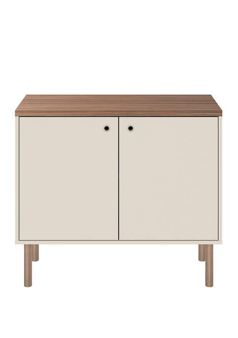 Manhattan Comfort 35.43 Inch Windsor Accent Cabinet