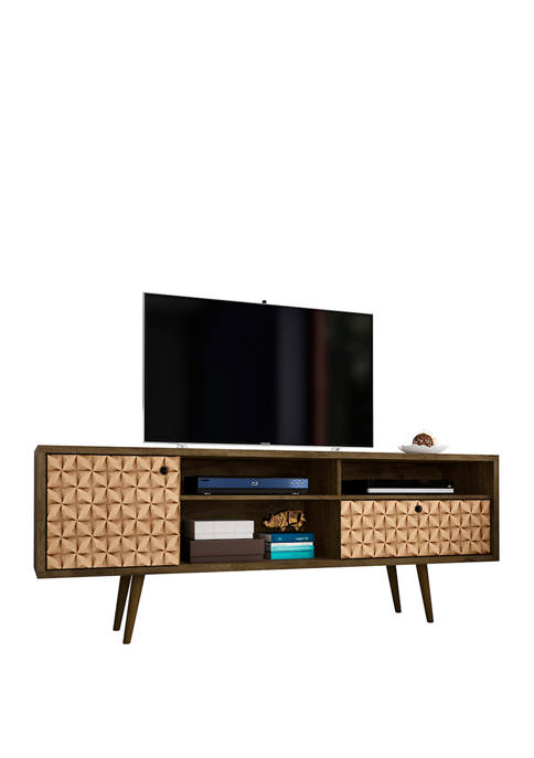 Manhattan Comfort 70.86 Inch Liberty TV Stand