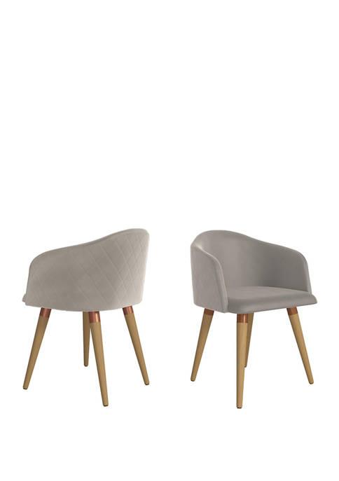 Manhattan Comfort Kari Accent Chair