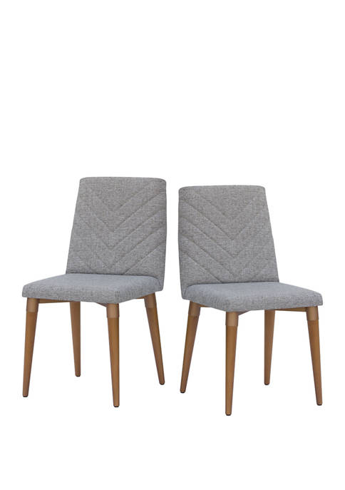 Set of 2 Utopia Dining Chairs