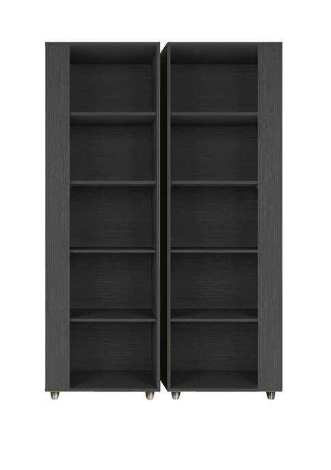 Cypress Bookcase - Set of 2