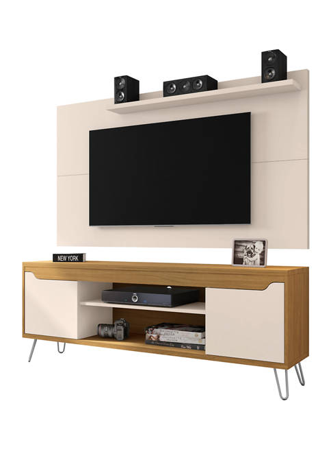 62.99 Inch Baxter TV Stand and Liberty Panel