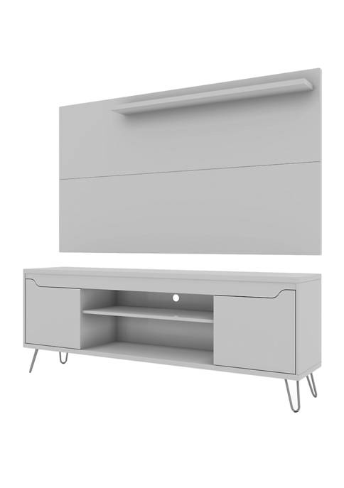 Baxter 62.99 Inch TV Stand and Liberty Panel