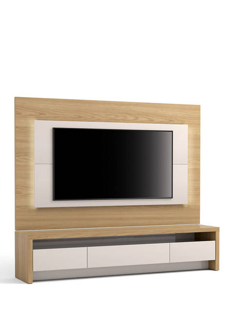 85.43 Inch Sylvan TV Stand and Panel