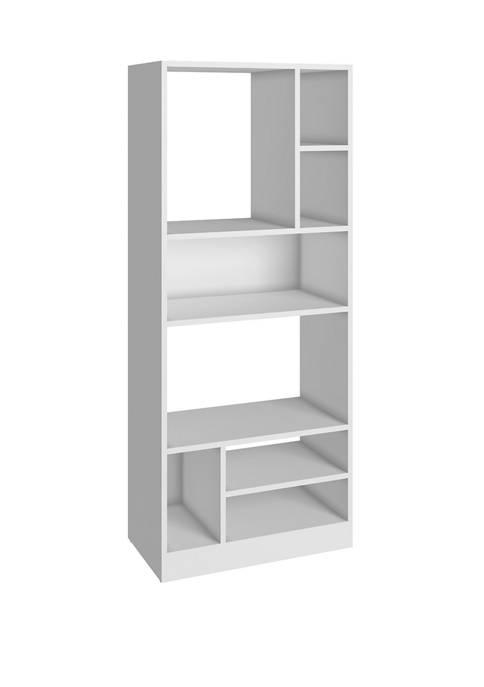 Manhattan Comfort Valenca Bookcase 3.0
