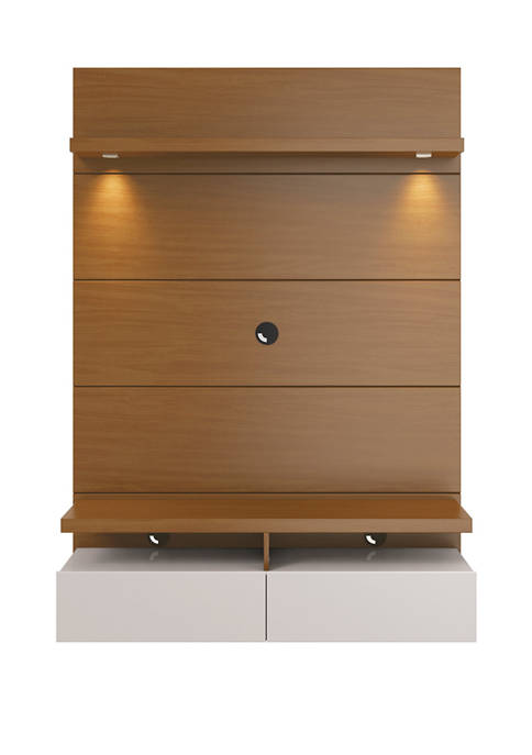 Cabrini 1.2 Floating Wall Theater Entertainment Center