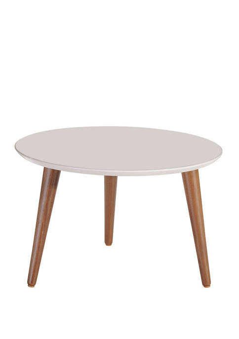 23.62 Inch Moore Round Mid High Coffee Table