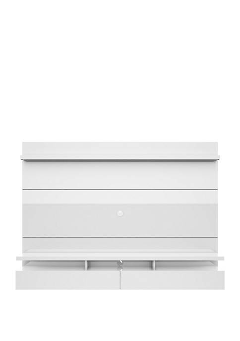 City 2.2 Floating Wall Theater Entertainment Center