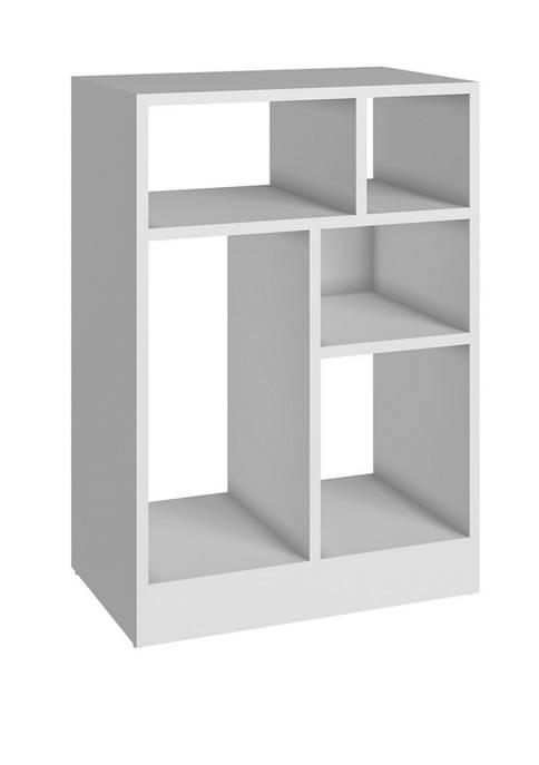Manhattan Comfort Valenca Bookcase 1.0