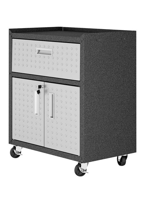 31.5 Inch Fortress Garage Mobile Cabinet