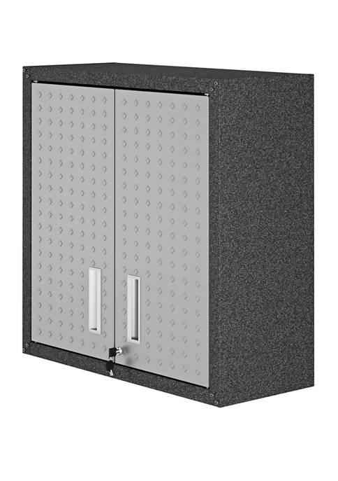 Manhattan Comfort 30 Inch Fortress Floating Garage Cabinet