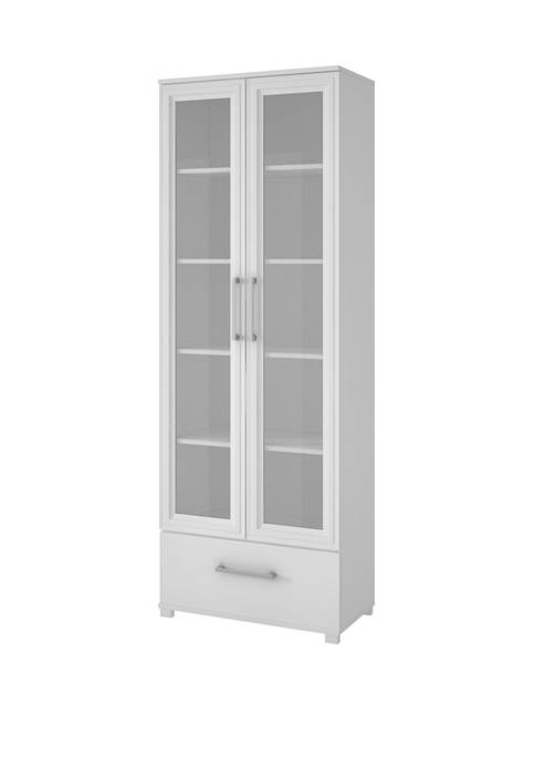 Manhattan Comfort Serra Shelf Bookcase 1.0