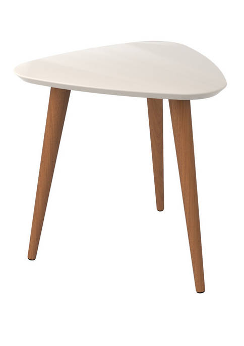 19.68 Inch Utopia High Triangle End Table