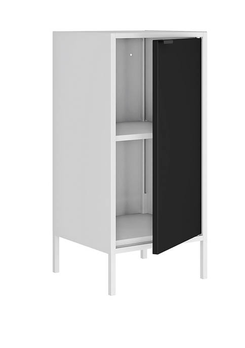 29.92 Inch High Smart Double Accent Cabinet