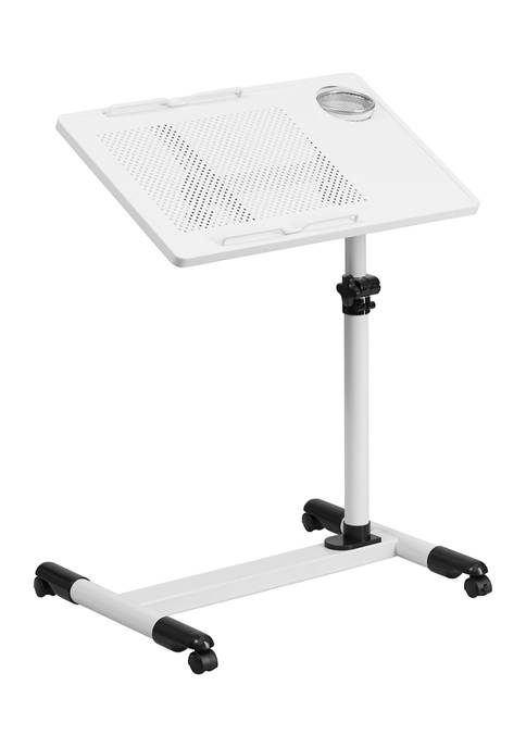 Adjustable Mobile Computer Desk
