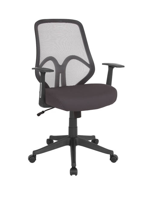 Salerno Series High Back Mesh Office Chair with Arms