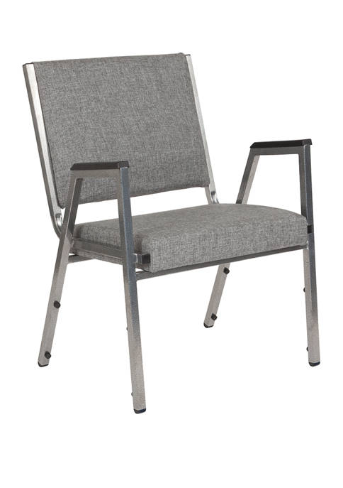 HERCULES Series 1500 Pound Rated Antimicrobial Bariatric Medical Reception Arm Chair