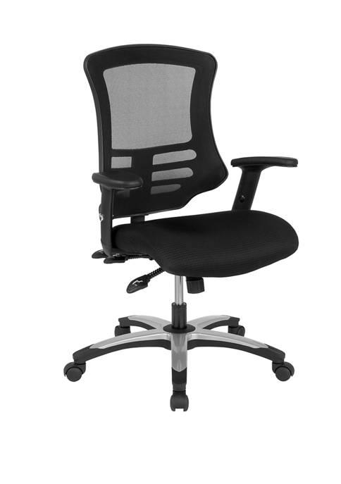 Flash Furniture High Back Mesh Multifunction Executive Swivel