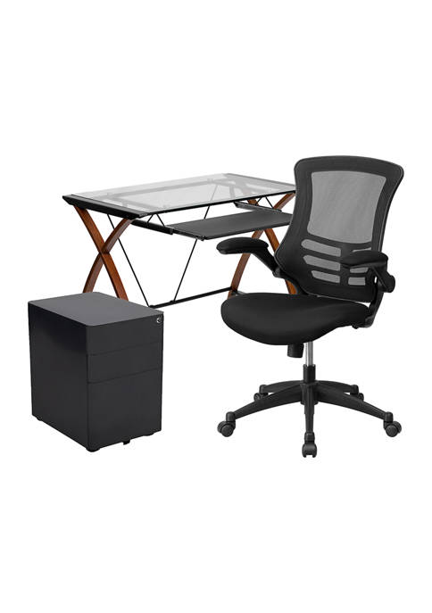 Flash Furniture Work From Home Kit
