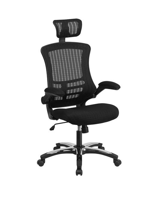 Flash Furniture High Back Mesh Ergonomic Executive Swivel