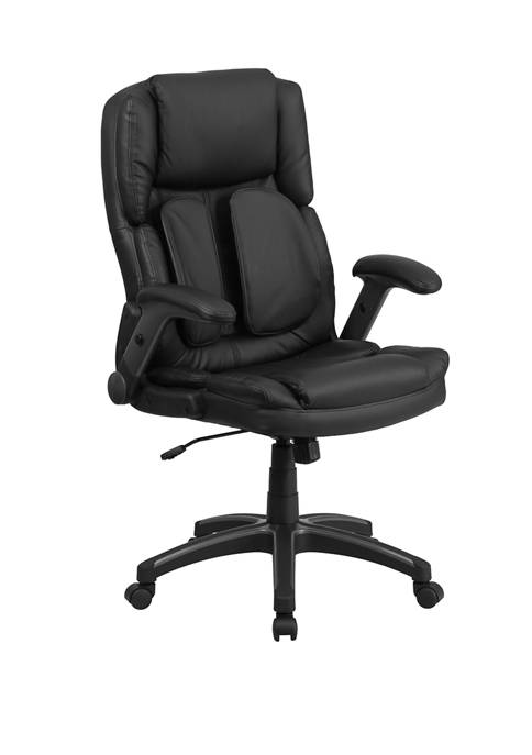 Flash Furniture Extreme Comfort High Back LeatherSoft Executive
