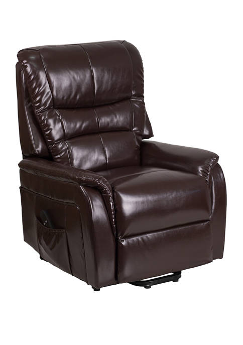 Flash Furniture Hercules Series Remote Powered Lift Recliner