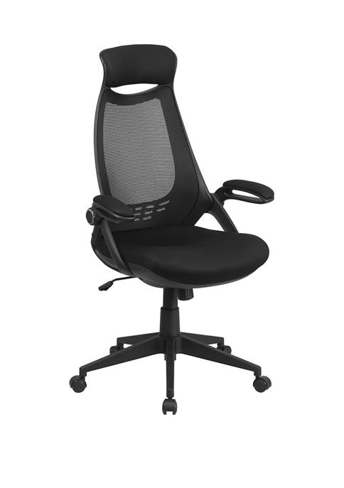 Flash Furniture High Back Mesh Executive Swivel Office