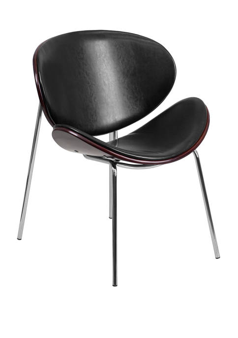 Flash Furniture Bentwood Leisure Side Reception Chair with