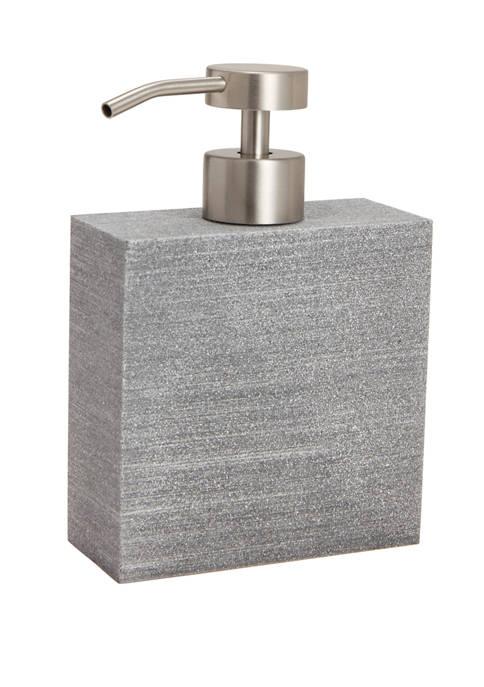 Slate Resin Lotion Dispenser