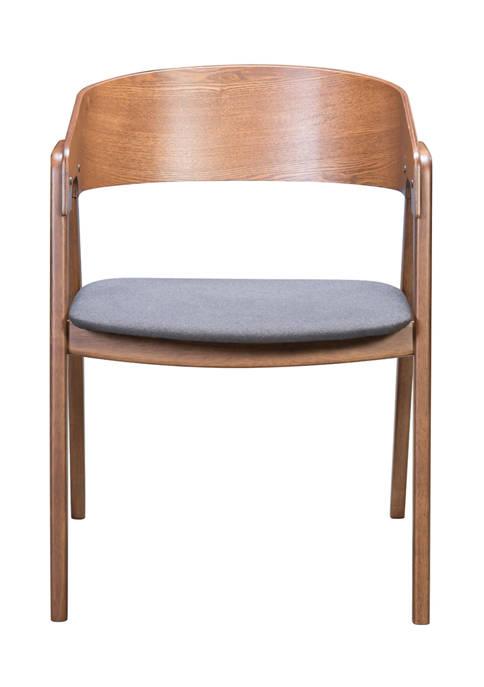 Zuo Alden Dining Arm Chair