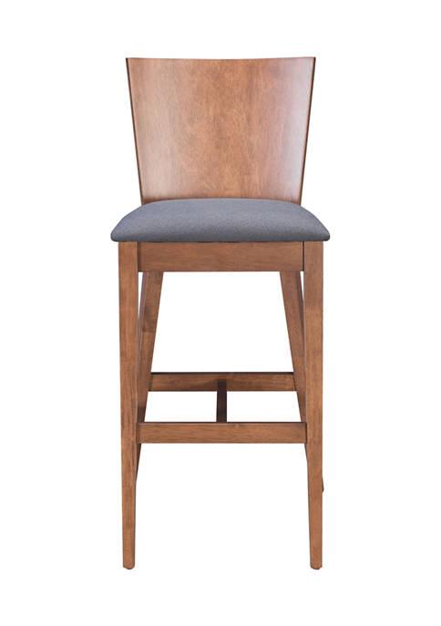 Zuo Ambrose Bar Chair