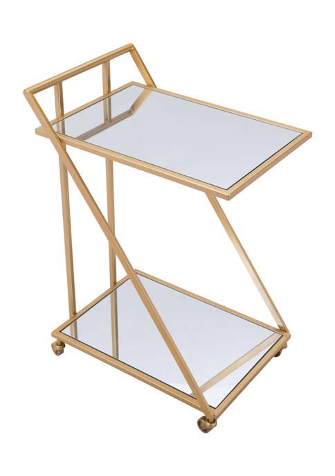Zuo Alto Bar Cart
