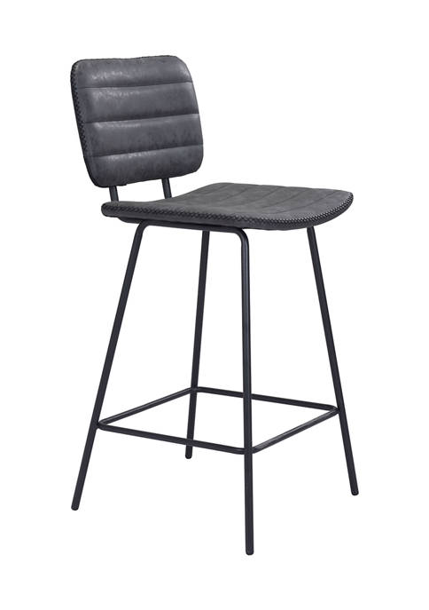 Zuo Boston Counter Chair