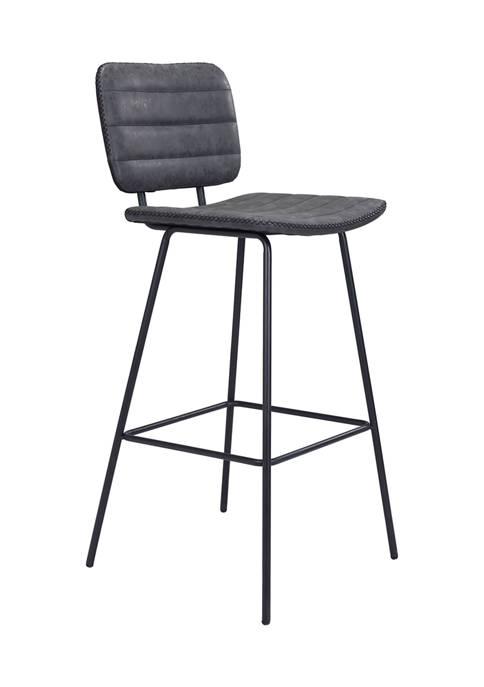 Zuo Boston Bar Chair